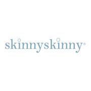 skinnyskinny logo-lt blue